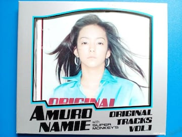 安室奈美恵 廃盤希少 ORIGINAL TRACKS Vol.1 ミニポスター付