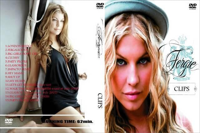 ≪送料無料≫FERGIE CLIPS Black Eyed Peasファーギープロモ集PV  < CD/DVD/ビデオの