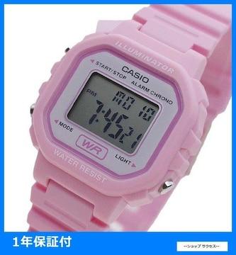 新品 即買い■カシオ 腕時計 レディース LA-20WH-4A1//00033953