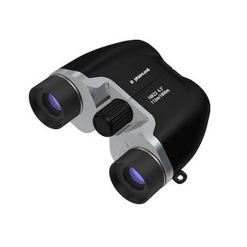 双眼鏡 10倍 10×22 6.5° ブラック