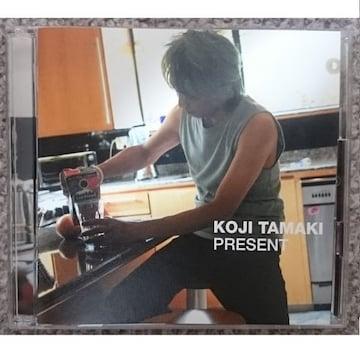 KF  玉置浩二   present プレゼント  初回限定盤 CD+DVD
