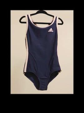 B1005 スポーツウェア/adidas/navy pinkline