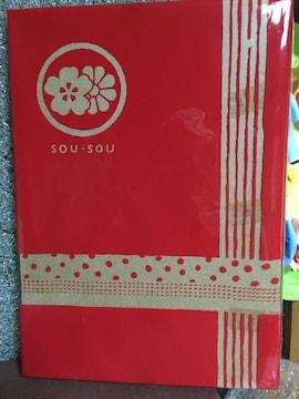☆非売品☆SOU  SOU☆彩り角皿&箸置きセット☆