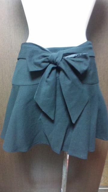 Xmiss♪新品同然♪リボンスカート < ブランドの