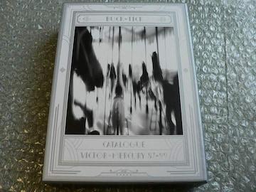 BUCK-TICK【CATALOGUE VICTOR→MERCURY 87-99】初回盤/3CD+DVD