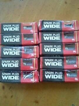 デンソーW16EPスパークプラグ未使用品10本