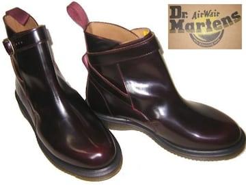 ドクターマーチン新品JONI本革サイド ベルト ブーツ16102601uk5