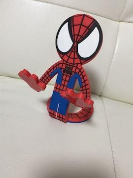 スパイダーマン 携帯スタンド