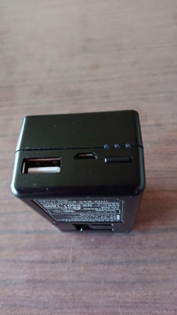 スマホ用充電器(蓄電式)LPA-2600 < 家電/AVの