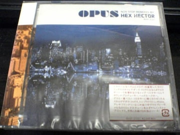 CD OPUS〜non-stop remixes by Hex Hector
