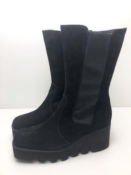 X047 アンジェラ 靴 ロングブーツ レディース SHOES 35 1/2