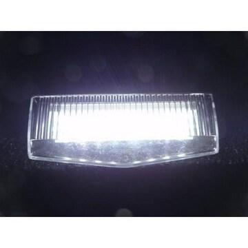 トヨタ プリウス20系・プリウス30系 専用設計キャンセラー内蔵LEDナンバー灯