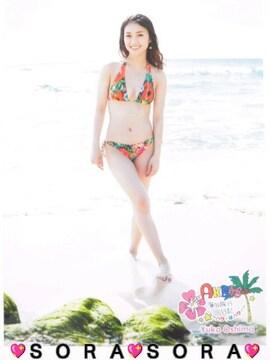 【AKB48 大島優子】海外旅行日記〜ハワイはハワイ〜DVD特典生写真�A