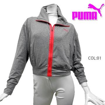 ◆新品◆PUMAプーマーショート丈ジャケットL格安限定レア