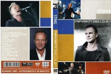STING シンフォニシティ・ツアー2011 スティング