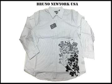 新品ビッグサイズ XXXLB(4XLB) ワイド リラックス Bruno Newyork