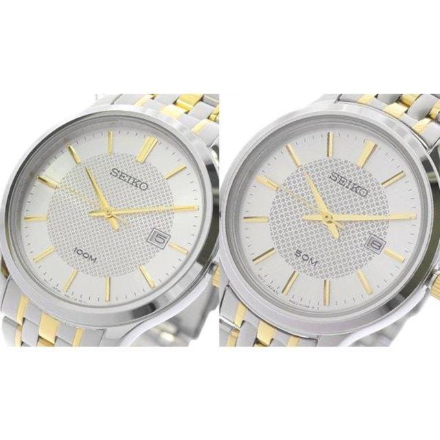新品 即買い■【ペア2本組】セイコー腕時計 SUR295P1 SUR647P1 < ブランドの