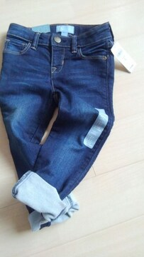GAPbabyジーンズ110新品タグ付