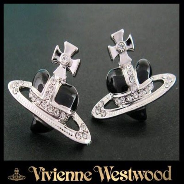 Vivienne Westwood ヴィヴィアン ピアス C46  < ブランドの