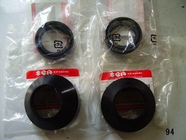 (23)GSX400FS ダブル アンチ シール セット S2 < 自動車/バイク