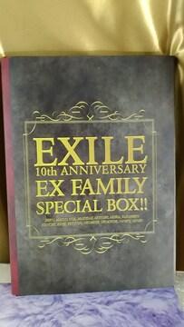 ★非売品★EXILE10周年EX FAMILYスペシャルボックス★
