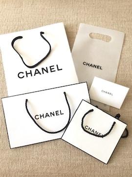 シャネル/CHANEL ショップ袋/ショッパー 5点セット