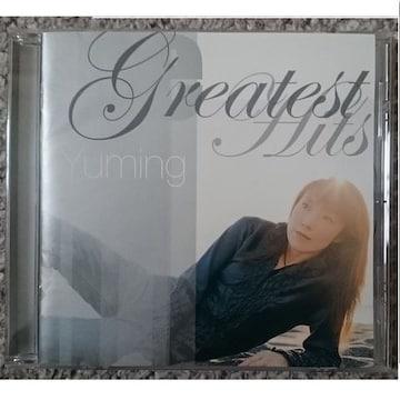 DF  松任谷由実 Yuming The Greatest Hits 香港限定