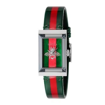 GUCCI 腕時計 レディース YA147408 クォーツ