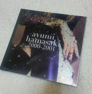 浜崎あゆみ 2000-2001 シングルジャケット写真 パンフ