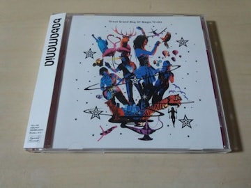 ババメイニアCD「Great Grand Bag Of Magic Tricks」babamania●