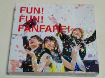 CD+DVD[アルバム] いきものがかり FUN!FUN!FANFARE!
