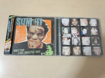 SUM41 CD2枚セット★ALL KILLER,DOES THIS