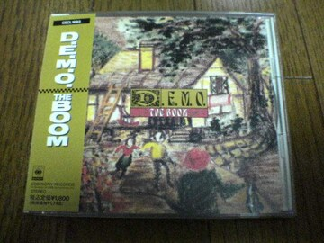 THE BOOM CD D.E.M.O. ザ・ブーム宮沢和史