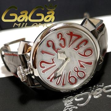 【専用箱・保証書】1スタ ガガミラノ Gaga Milano メンズ腕時計