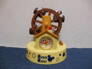ディズニー ミッキー&ミニー フレンズ時計 (7)