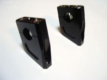 (93)Z250FTZ400FXアップハンセットバックホルダー黒