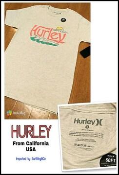 HURLEY最新Soft-Premium-T★激レア本物USA限定モデル!特価SALE