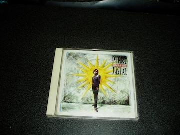 CD「パール(PEARL/田村直美)/ジャスティス(JUSTICE)」92年盤