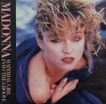 Madonnaマドンナ「Into The Groove(オリジナル・バージョン/マテリアルガール(Remix)