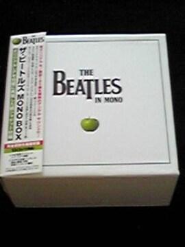 THE BEATLES MONO BOX デジタルリマスター完全初回生産限定盤 美品即決