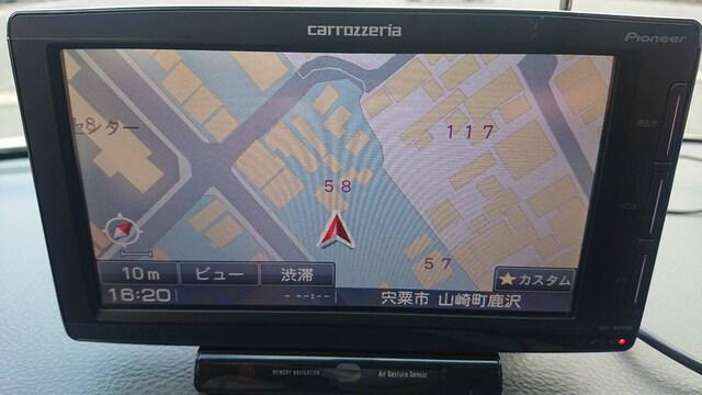Pioneer carrozzeria 2012年式地図データAVIC−MRP006ナビ < 自動車/バイク