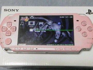 PSP-3000 AKB48限定 AKB1/48アイドルと恋したら 指原莉乃 渡辺麻友