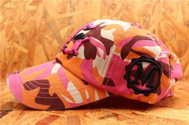 送料無料 男女兼用 ベースボールキャップ・帽子 JMC9-5 迷彩 < 男性ファッションの