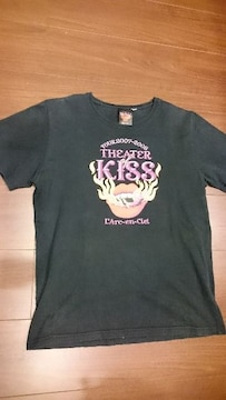 L'Arc-en-Ciel「Tour 2007-2008 Theater of KISS/Tシャツ」ラルクVAMPS