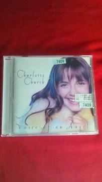 ☆中古CDアルバム【『天使の歌声』シャルロット・チャーチ】全17曲