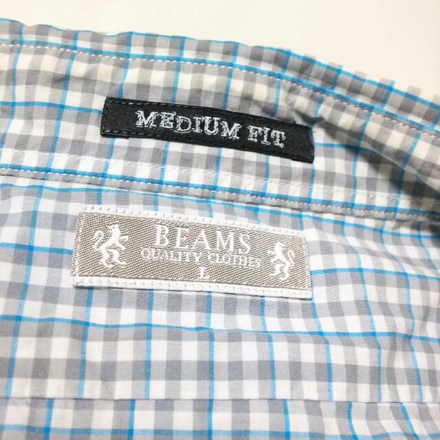 美品!BEAMS(ビームス)のシャツ < ブランドの