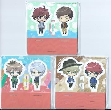 N『A3!』 ジオラマカードコレクション 7種セット