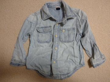 babyGap☆デニムシャツ 95