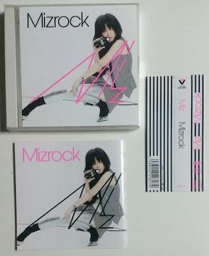 (CD+DVD)Miz/ミズ☆Mizrock[初回盤]★帯付き♪即決価格♪