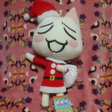 どこでもいっしょ ぬいぐるみ クリスマス トロ サンタクロース